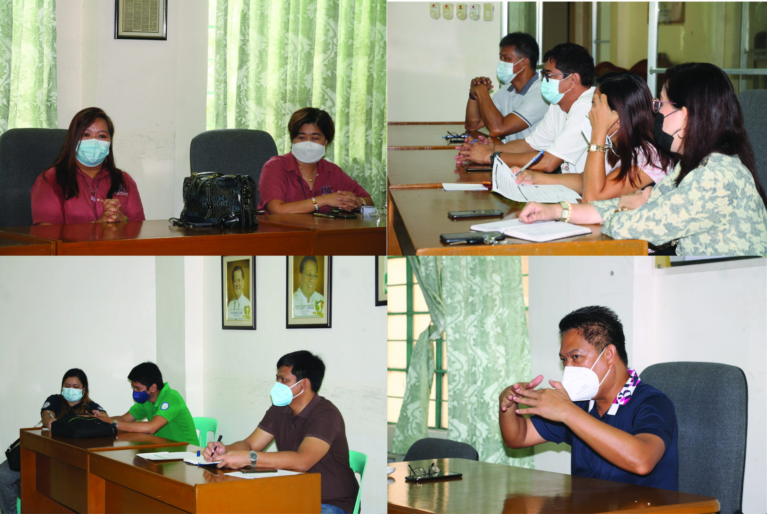 CBSUA, Camarines Sur Chamber of Commerce and Industry foster collaboration